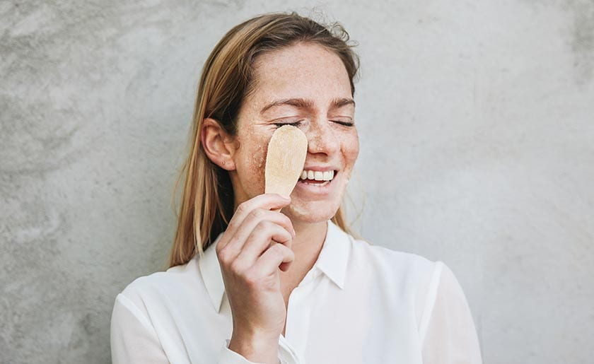 Gezichtsverzorging gevoelige huid - Kenmerken gevoelige huid